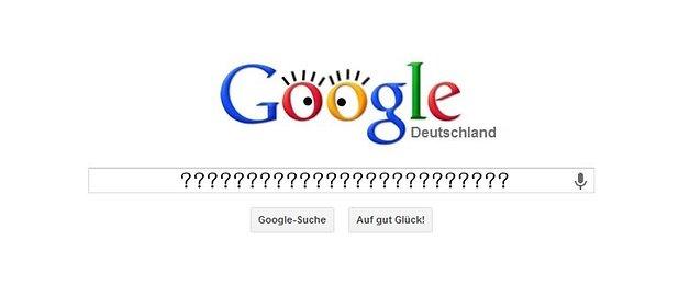 google logo teaser
