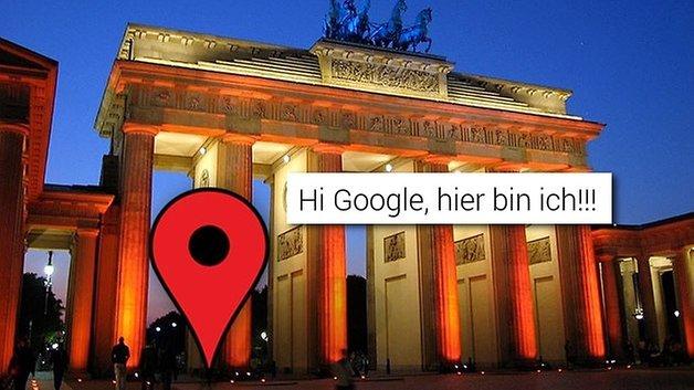 google maps loaction teaser