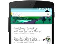 Produkterinnerung: Google Now will unseren Konsum ankurbeln