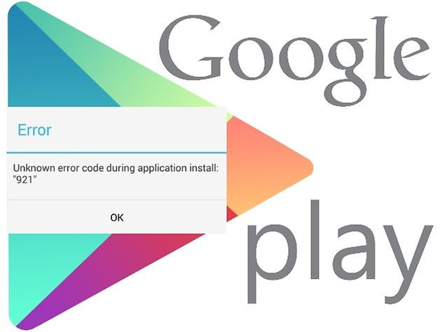google play error