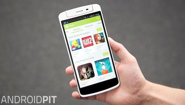 Google Play Store - Una actualización mejora su Material Design