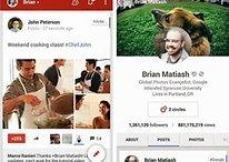 Google+: Update mit ganz neuem Design wird ausgerollt