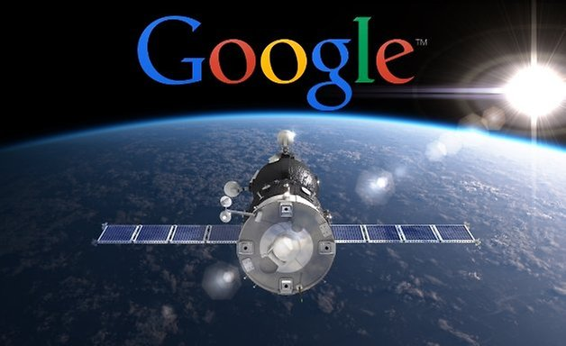 google satelite