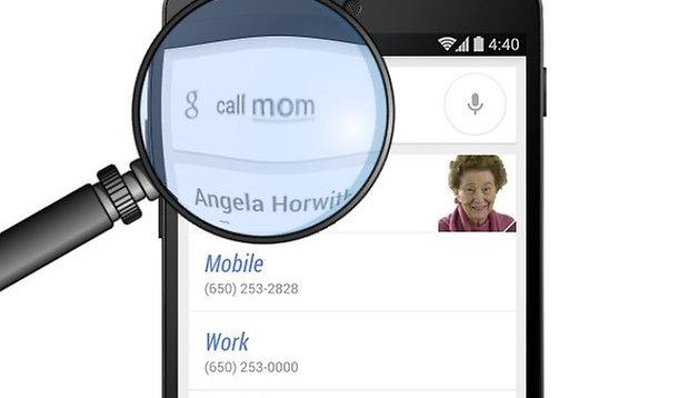 Pesquisa Google: atualização traz busca por voz de parentescos