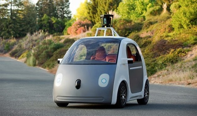 google self driving car new
