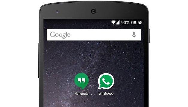 WhatsApp vs. Hangouts ou: por que ninguém precisa do WhatsApp