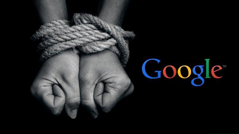 google zwang