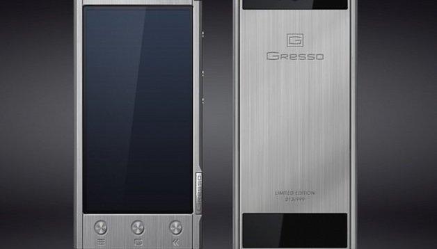 Radical R1 - Un smartphone fabricado en titanio