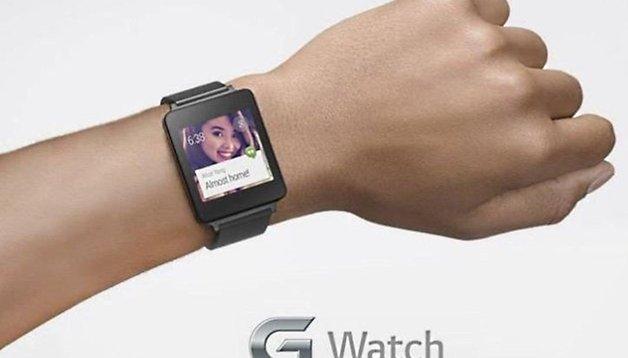 LG's Google Watch presentation coming soon