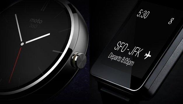 Welche Form muss eine Smartwatch haben?