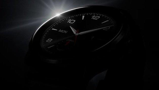 Vorbild Moto 360? Die nächste LG G Watch wird rund [UPDATE]