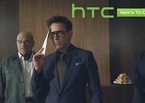 Rekord-Kampagne: Der Iron Man soll HTC retten