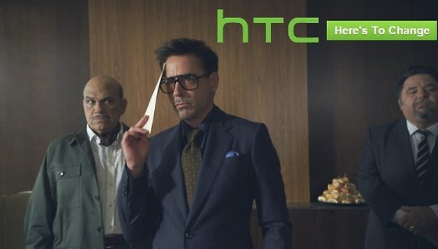 [Update] Record Campaign: The Iron Man to save HTC
