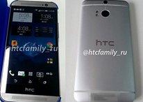 HTC One 2 (M8) - Una nueva imagen nos muestra su aspecto frontal