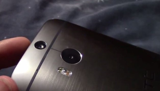The new HTC One leaks in 12 minute video review