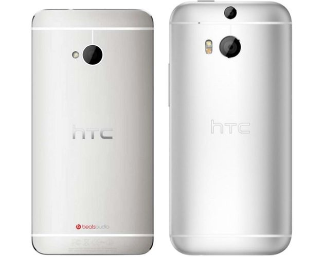 htc ones back