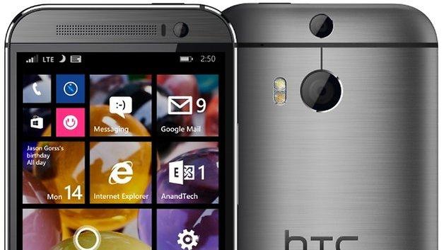 htcone windowsphone