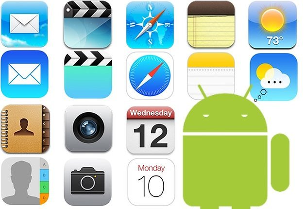 ios7 android