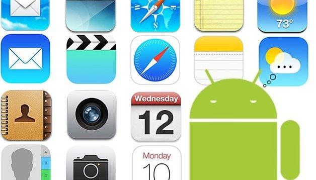 Se si potessero utilizzare tutte le app iOS su Android?