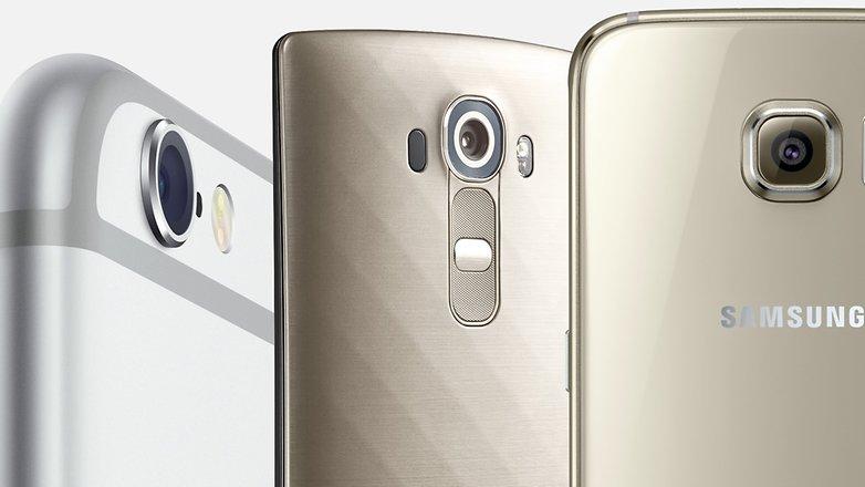 iphone s6 g4 camera
