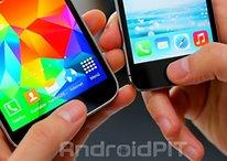 Galaxy S5 vs. iPhone 5s: Fingerabdruckscanner im Vergleich [VIDEO]