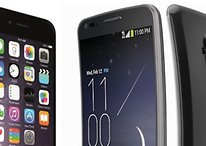 iPhone 6 vs. G Flex: Apple nun auch mit gebogenen Displays