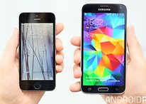 iPhone 5s vs. Galaxy S5: Goliath gegen Goliath
