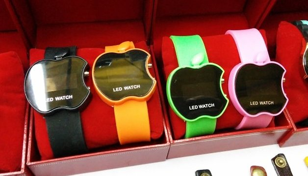 iWatch prototype spotted in Thailand