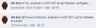 kitkat facebook