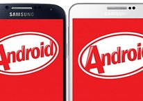 The Galaxy S4 and Note 3 could get KitKat goodness this January