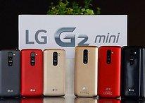 Le LG G2 mini officialisé avant le MWC et disponible dès mars