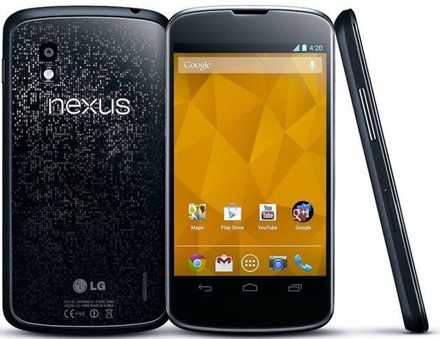 lg nexus 4 small