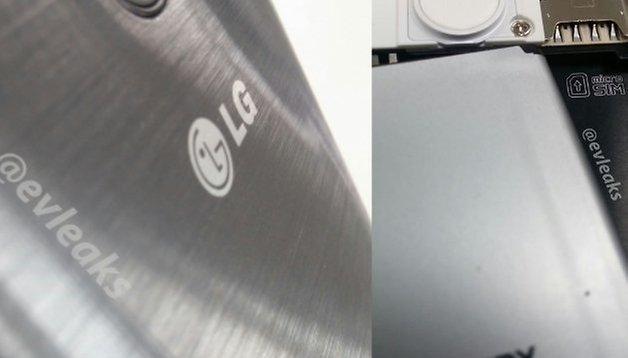 LG G3 - De aluminio y con batería extraíble