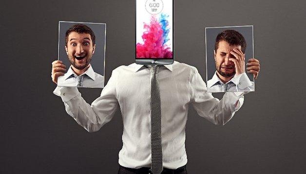 LG G3: Süßer Traum oder herbe Enttäuschung?