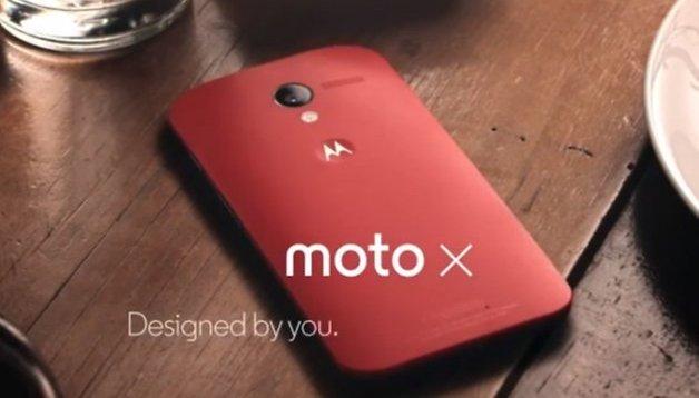 Motorola Moto X, presentato ufficialmente