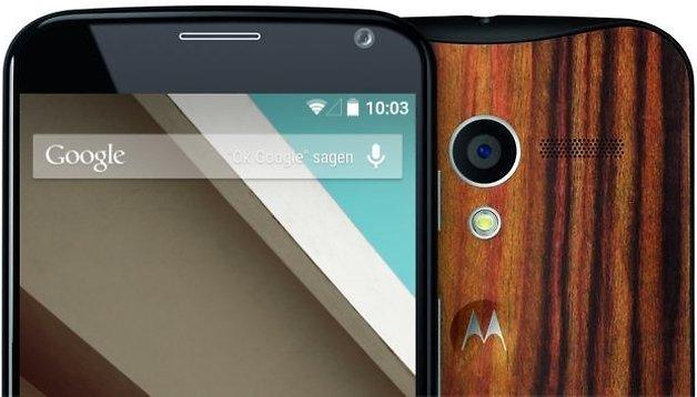 Motorola conferma Android L per il Moto X