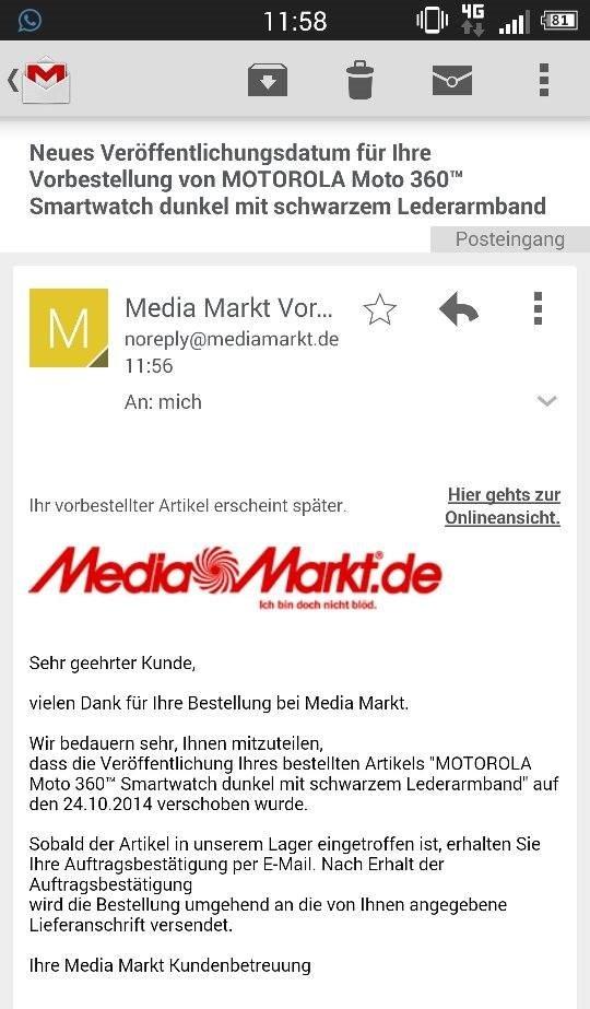 moto360 release mediamarkt