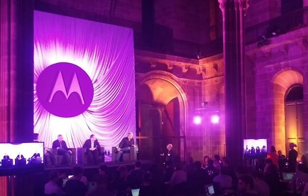 motorola press event