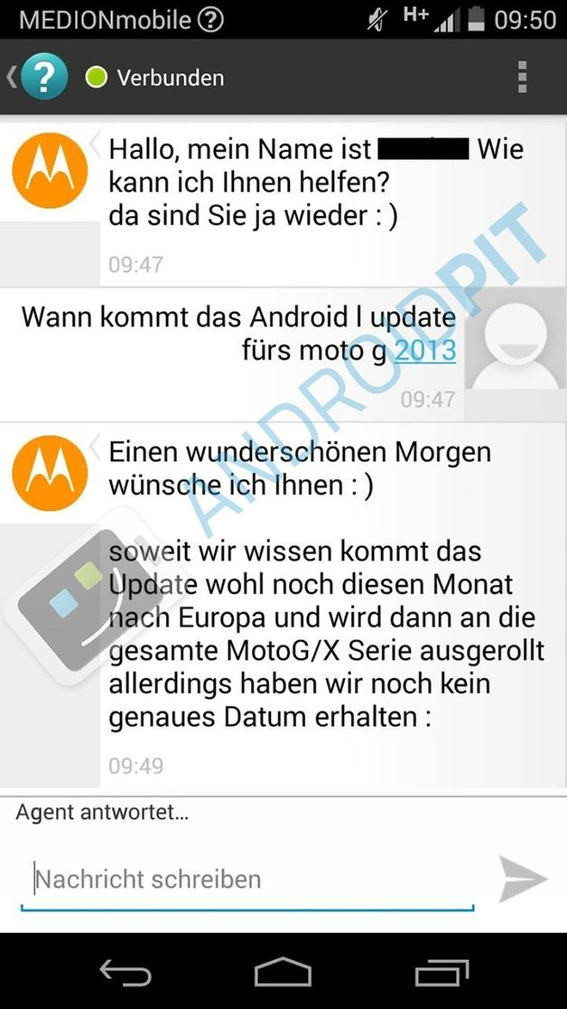 motorola screenshot watermark