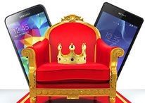 Xperia Z2 vs. Galaxy S5: Wer ist MWC-König?
