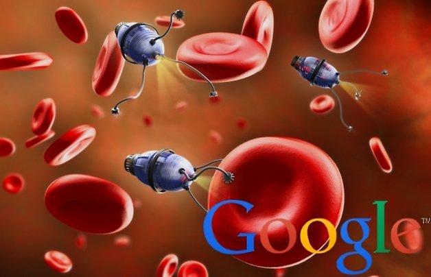 nanobots google