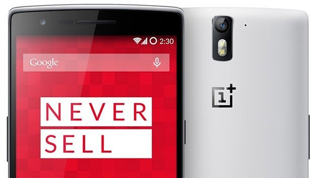 never sell oneplus