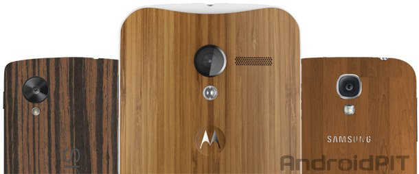nexus 5 moto x galaxy s 4 holz wood