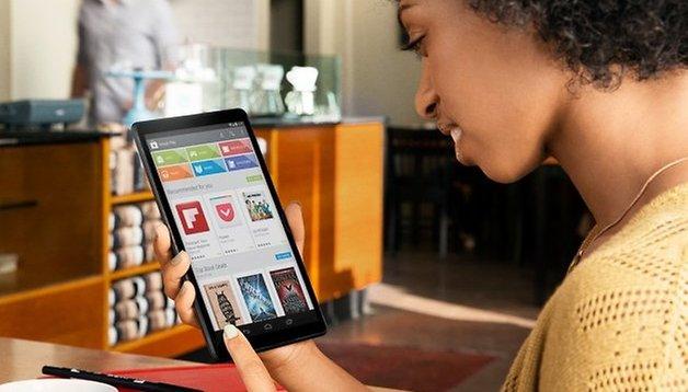 Google sta progettando il Nexus 8?