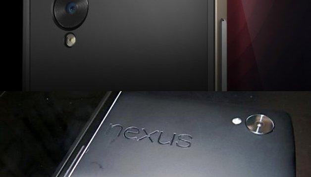 Nexus 5 - ¿Protagonismo junto a Nexus 4 LTE y Google Gem?