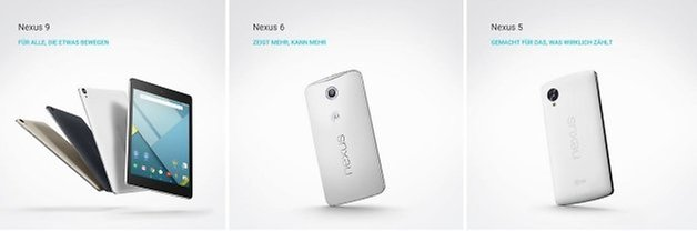nexus family new