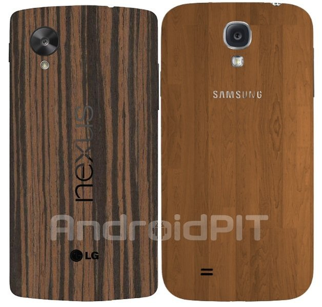 nexus galaxy wood