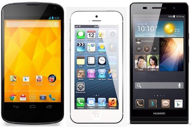 nexus iphone ascend