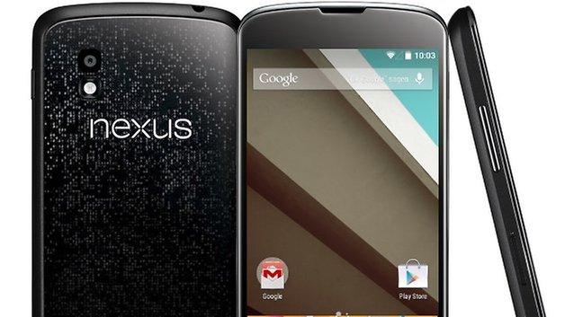 nexus4 androidl