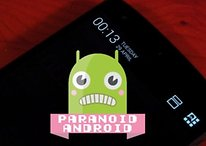 Paranoid Android 4.5 Alpha: Kit-Kat with Android L Card Stack